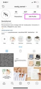 instagram name change 2