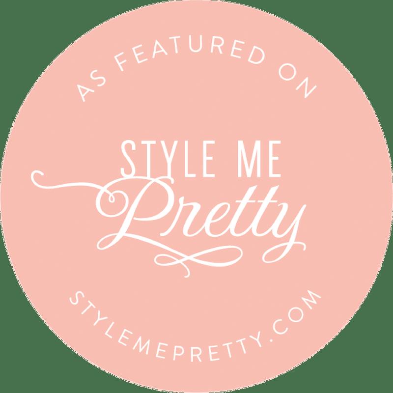 style me pretty badge