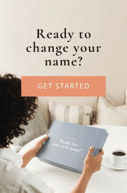 Ready to change your name?